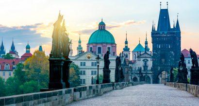 Praga, Czechy. Fot. Shutterstock