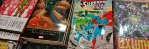 Komiksy DC. Fot. Pascalis PW / Shutterstock.com
