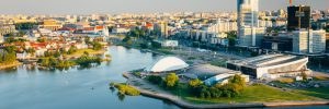 Mińsk, Białoruś. Fot. Shutterstock