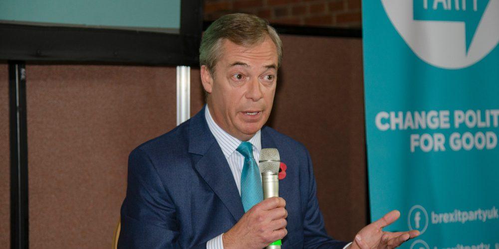 NIgel Farage, Fot. Frank 2012 / Shutterstock.com