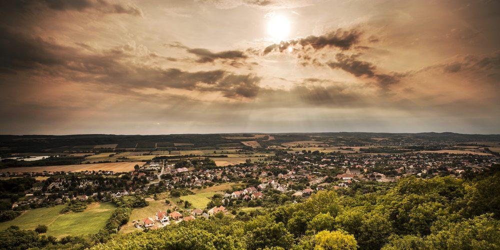 Węgierska wieś, Fot. Shutterstock.com