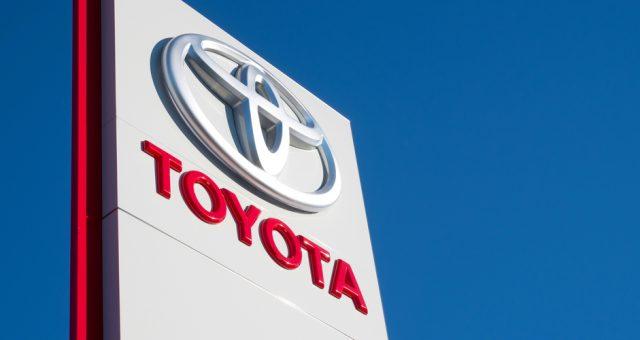 Toyota, Fot. Bjoern Wylezich / Shutterstock.com