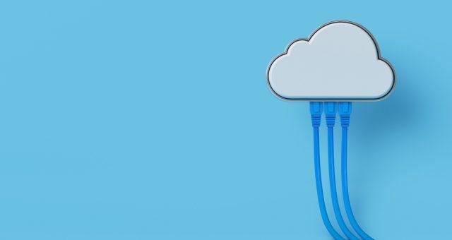 Chmura obliczeniowa, cloud computing. Fot. Shutterstock