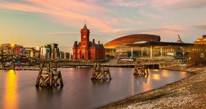Cardiff, Walia. Fot. ShutterstockCardiff, Walia. Fot. Shutterstock