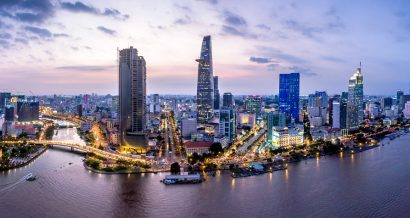 Ho Chi Minh, Wietnam. Fot. Shutterstock