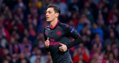Mesut Özil. Fot. Christian Bertrand / Shutterstock.com