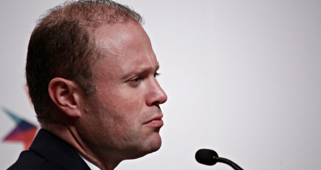 Joseph Muscat, premier Malty, Fot.Alexandros Michailidis / Shutterstock.com