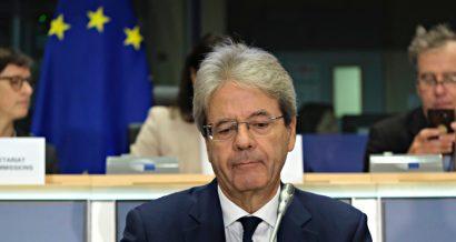 Paolo Gentiloni, Fot. Alexandros Michailidis / Shutterstock.com