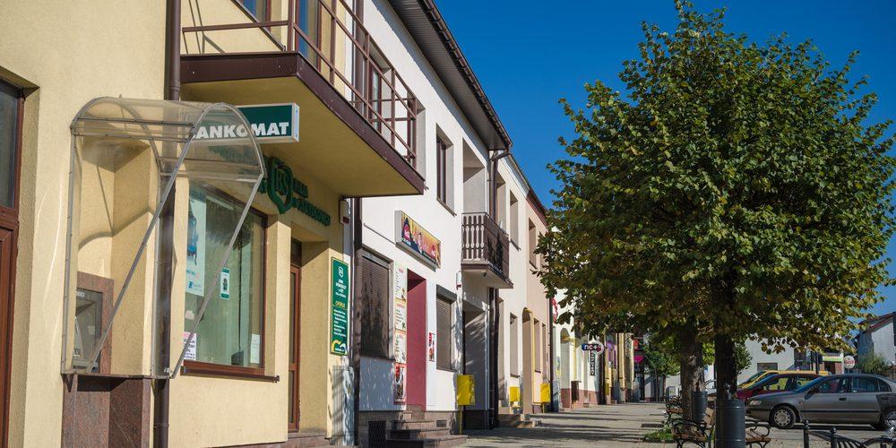 Średnie miasto, Fot. Avillfoto / Shutterstock.com