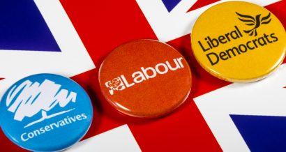 Wybory w Wielkiej Brytanii, Fot. chrisdorney / Shutterstock.com