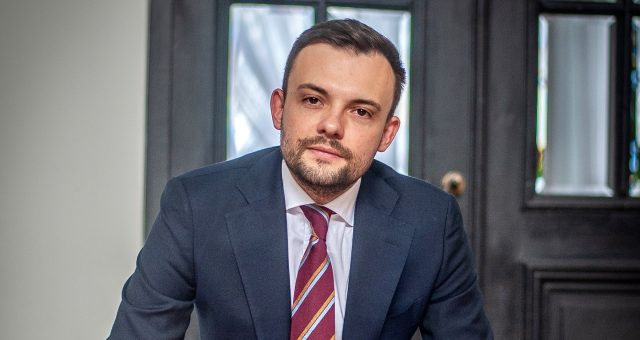 Radosław Sierpiński, p.o. prezesa Agencji Badań Medycznych.