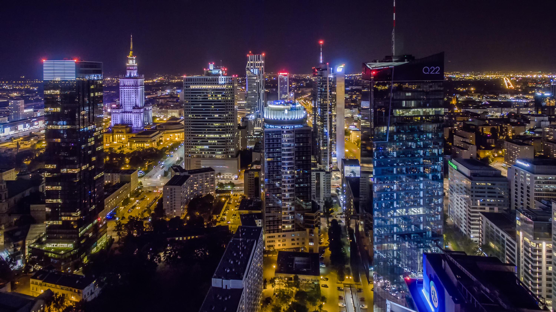 Warszawa. Fot. klinek / Shutterstock.com