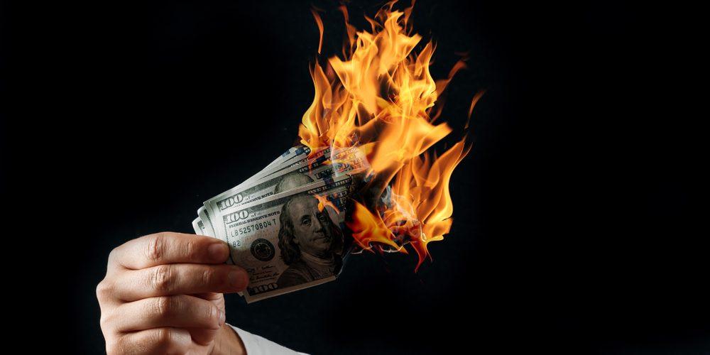 Inflacja, Fot. Shutterstock.com