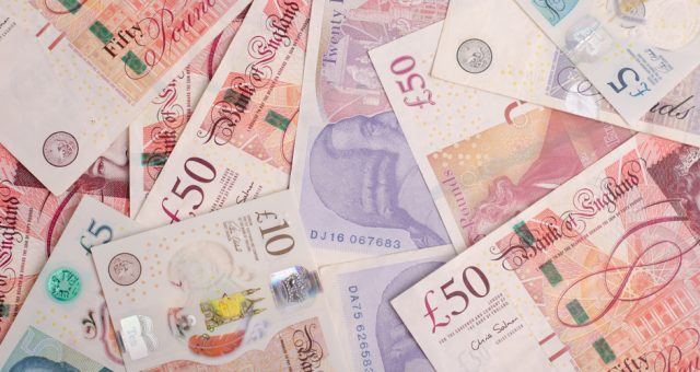 Funt brytyjski, Fot. Shutterstock.com