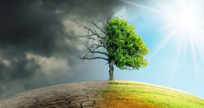 Zmiany klimatyczne. Fot. Shutterstock