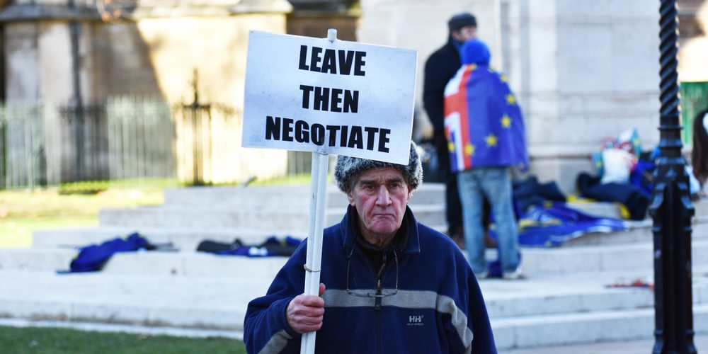 Brexit, Fot. Amani A / Shutterstock.com