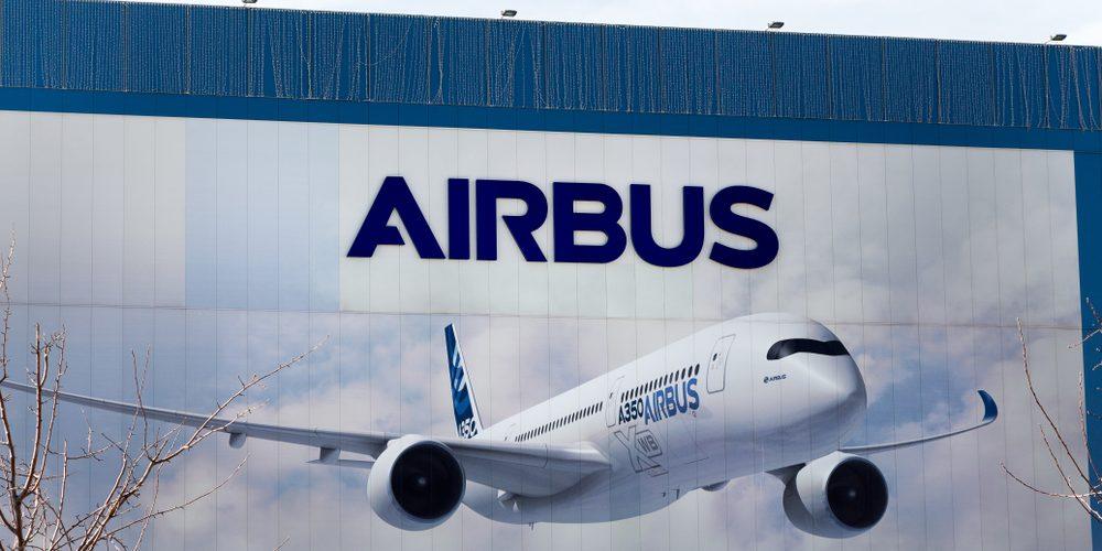 Airbus, Fot. Manuel Esteban / Shutterstock.com