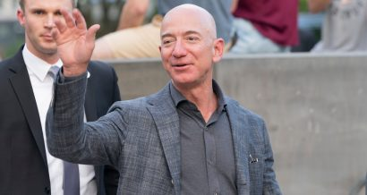 Jeff Bezos, Fot. lev radin / Shutterstock.com