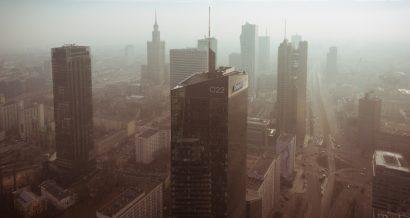 Centrum Warszawy. Fot. Oleksandr Dudnyk / Shutterstock.com