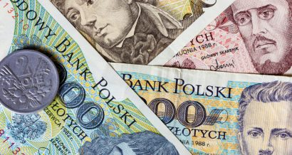 Stary złoty polski. Fot. Shutterstock