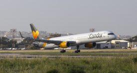 Lot przejmuje Condor. Fot. InsectWorld / Shutterstock.com