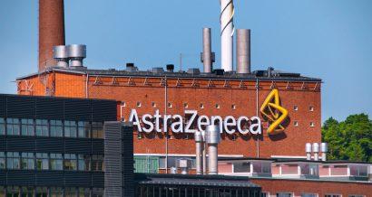 Zakład produkcyjny AstraZeneca. Fot. Roland Magnusson / Shutterstock.com