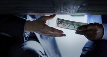 Korupcja, Fot. Shutterstock.com