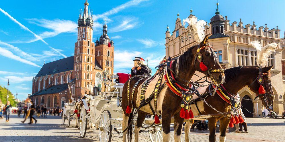 Kraków, Fot. Shutterstock.com