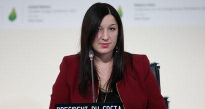 Lidia Wojtal, źródło: enb.iisd.org