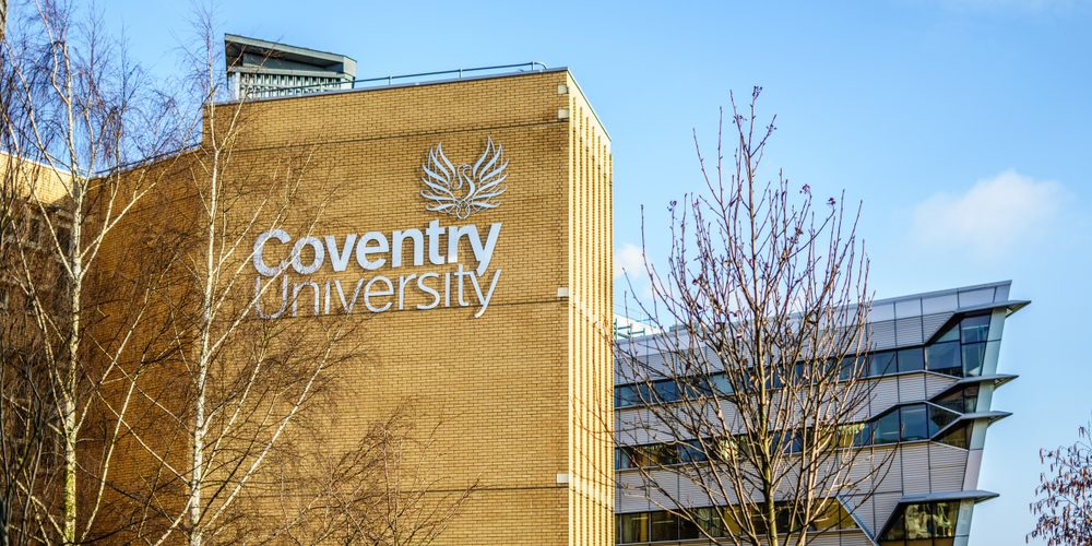 Coventry University. Fot. nrqemi / Shutterstock.com