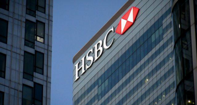 Bank HSBC. Fot. Willy Barton / Shutterstock.com