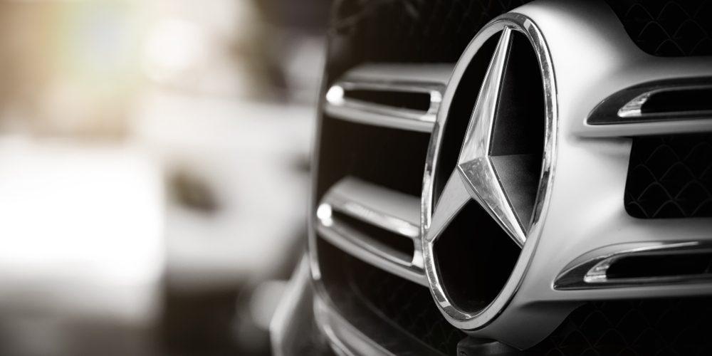 Mercedes-Benz, Fot. Chuchawan / Shutterstock.com
