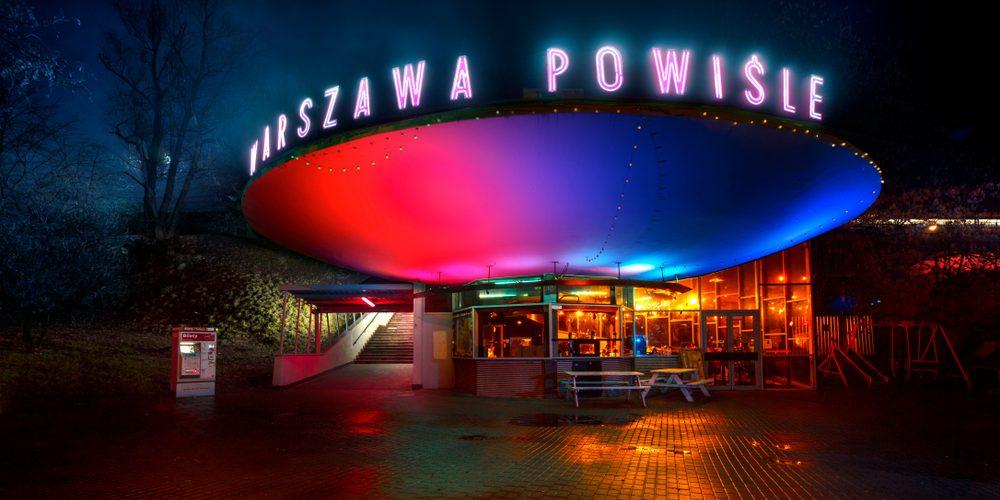 Warszawa Powiśle. Fot. Electric Egg / Shutterstock.com