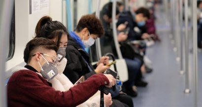 Metro w Szanghaju, Fot. Robert Wei / Shutterstock.com