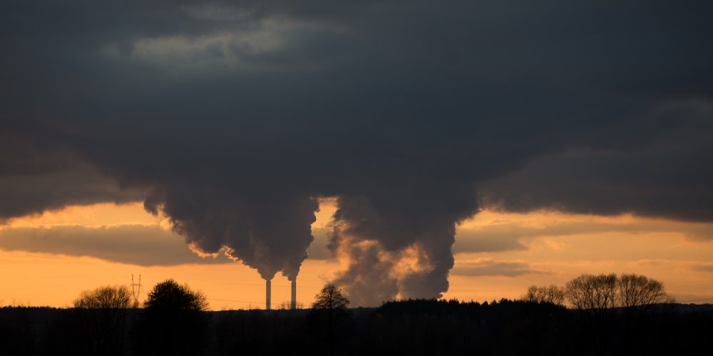 Elektrownia węglowa w Bełchatowie. Fot. Grabowski Foto / Shutterstock.com
