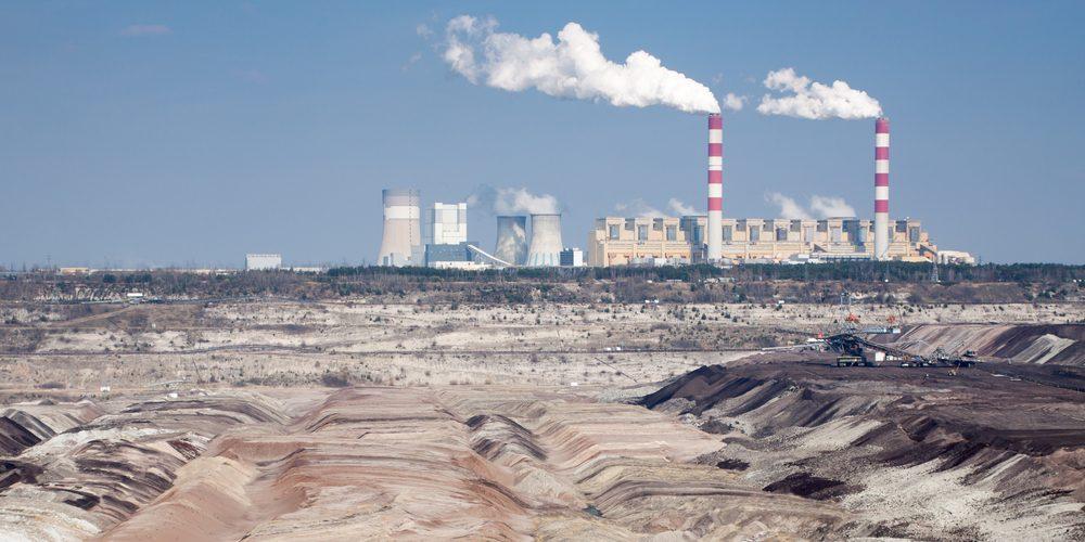 Elektrownia w Bełchatowie. Fot. Shutterstock