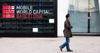 Mobile World Congress, Barcelona. Fot. peresanz / Shutterstock.com