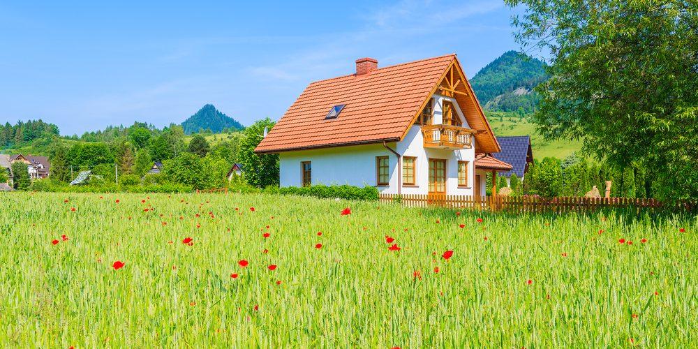 Dom, Fot. Shutterstock.com