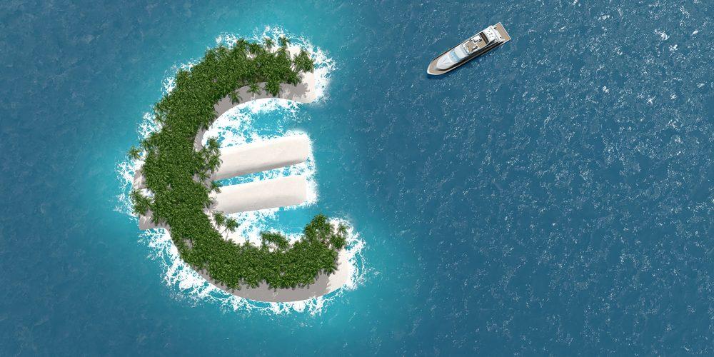 Raj podatkowy. Fot. Shutterstock