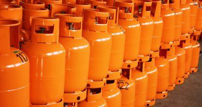 butelki z gazem LPG, fot. Shutterstock.