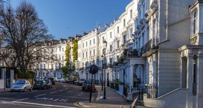 Londyn, dzielnica Knightsbridge. Fot. Shutterstock