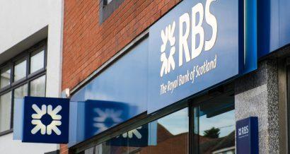 RBS, Royal Bank of Scotland. Fot. D K Grove / Shutterstock.com