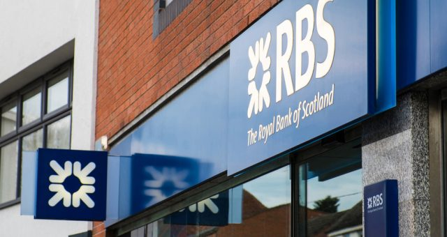 RBS, Royal Bank of Scotland. Fot. D K Grove / Shutterstock.com
