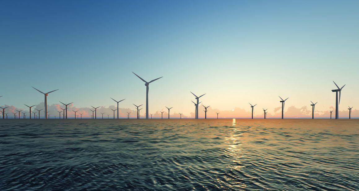 Morskie farmy wiatrowe, fot. Shutterstock
