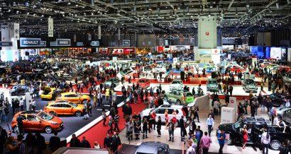 Targi motoryzacyjne w Genewie, Fot. Alexander Chaikin / Shutterstock.com