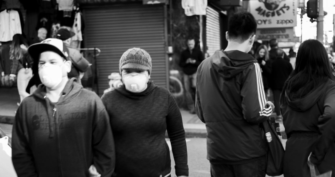pandemia koronawirusa, fot. Shutterstock