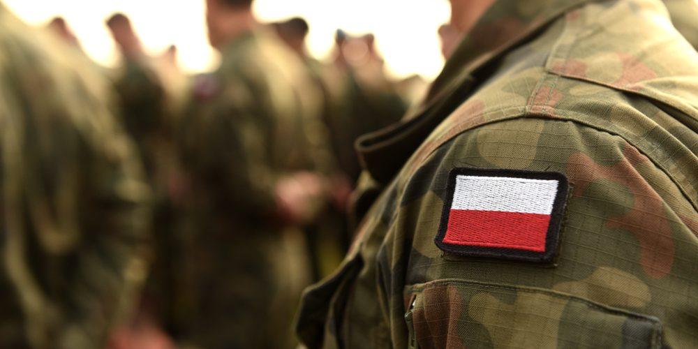 Polscy żołnierze, Fot. Shutterstock.com