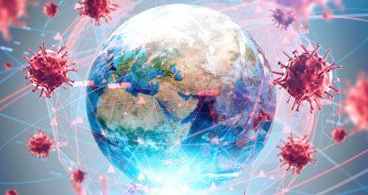 Pandemia koronawirusa, fot. Shutterstock.