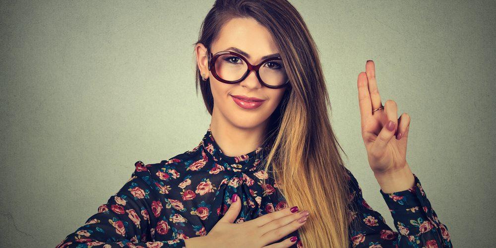 Tłumacz języka migowego, Fot. Shutterstock.com