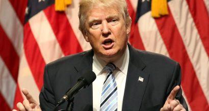 Donald Trump, Fot. JStone / Shutterstock.com